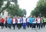 Sắp diễn ra ngày Ngày chạy Olympic vì sức khỏe toàn dân năm 2017