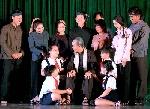 Vở kịch Dấu xưa lưu diễn phục vụ khán giả thành phố