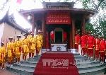 Lễ hội Thành Bản Phủ tại Điện Biên