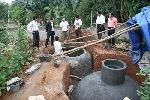 Hơn 15.987 USD hỗ trợ xây dựng hầm biogas cho người dân huyện Phú Vang