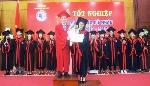 Đại học Luật: Trao bằng cử nhân cho sinh viên hệ chính quy niên khóa 2013-2017