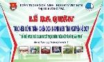 Thị Đoàn Hương Trà: ra quân thực hiện công trình chiến dịch Thanh niên tình nguyện hè năm 2017