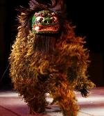 Nghệ thuật múa sư tử của Nhật Bản biểu diễn tại Festival Huế 2018