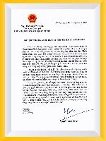 """Thủ tướng Chính phủ gửi thư biểu dương Thừa Thiên - Huế về phong trào """"ngày Chủ Nhật xanh"""""""