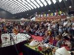 Rối nước Việt Nam gây tiếng vang tại Oriente Festival