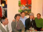Trang thơ nhớ Nguyễn Trọng Tạo