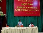 Thành phố Huế: Họp báo tình hình kinh tế - xã hội 6 tháng đầu năm 2019
