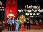 Thừa Thiên Huế: Kỷ niệm 90 năm ngày thành lập Công đoàn Việt Nam