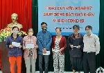 Liên hiệp VHNT Thừa Thiên Huế trao 40 suất quà cho người dân TP Huế
