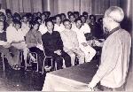 """50 năm thực hiện Di chúc Bác Hồ: """"Cán bộ phải thật sự thấm nhuần đạo đức cách mạng"""""""