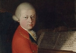 Bán đấu giá một bức chân dung hiếm của Mozart tại Paris