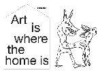 Nhà ở đâu, nghệ thuật ở đó