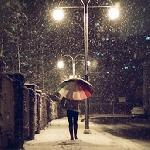 Mưa tuyết mịt mùng