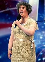 Từ sự kiện Susan Boyle: Chọn đẹp hay hát hay ?