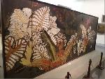 """""""Dọc mùng"""": Bức tranh sơn mài đẹp nhất Việt Nam"""