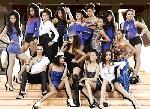 Nhiều hoa hậu, siêu mẫu góp mặt