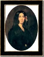 Nữ sĩ George Sand và sự thăng hoa tình yêu