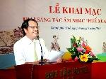 """""""Văn học nghệ thuật Thừa Thiên Huế hướng đến những tác phẩm có giá trị nghệ thuật cao"""""""