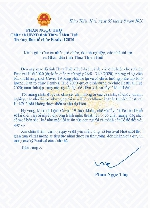 Chủ tịch UBND tỉnh Phan Ngọc Thọ: mong muốn nhận được sự chia sẻ, cảm thông khi dừng tổ chức Festival Huế 2020