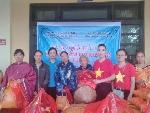 Liên đoàn Lao động tỉnh hỗ trợ đoàn viên vượt qua khó khăn trong mùa mưa lũ