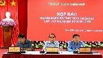 Đại hội Đảng bộ tỉnh lần thứ XVI, nhiệm kỳ 2020-2025 được tổ chức vào ngày 21-23/10/2020