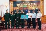Doanh nghiệp đồng hành và hỗ trợ Thừa Thiên Huế khắc phục hậu quả lũ lụt