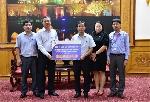 Nhiều doanh nghiệp ủng hộ Thừa Thiên Huế khắc phục hậu quả thiên tai