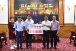 Nhiều doanh nghiệp hỗ trợ tỉnh Thừa Thiên Huế khắc phục hẫu quả mưa lũ.