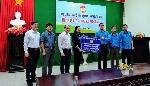 Tổng Liên đoàn Lao động Việt Nam hỗ trợ 500 triệu đồng cho công nhân lao động tỉnh Thừa Thiên Huế.