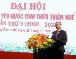 Đại hội Thi đua yêu nước tỉnh Thừa Thiên Huế lần thứ V