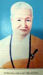 Thích Nữ Diệu Không - Một kỳ nữ của Việt Nam trong thế kỷ XX