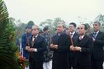 Lễ dâng hương kỷ niệm 232 năm Nguyễn Huệ lên ngôi Hoàng đế