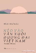 Người gợi mở 'Nẻo vào văn xuôi đương đại Việt Nam'