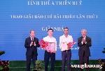 Nhà báo cách mạng Hải Triều Nguyễn Khoa Văn
