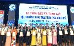 Công bố 70 đề tài đạt giải Hội thi Sáng tạo Kỹ thuật tỉnh Thừa Thiên Huế lần thứ XI, năm 2021