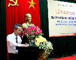"""Khai mạc trại sáng tác VHNT chủ đề """"Học tập và làm theo tư tưởng, đạo đức, phong cách Chủ tịch Hồ Chí Minh"""""""