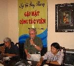 Gặp mặt thân mật cộng tác viên Tạp chí Sông Hương tại đất Hà thành