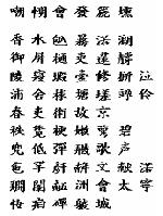 Thử phiên âm Hán Việt cho chữ Festival