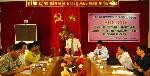 """Họp báo về """" Hội nghị tổng kết Phong trào xây dựng làng văn hoá giai đoạn 1997-2009 """""""