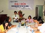 Đại hội Chi hội Nhà báo Tạp chí Sông Hương