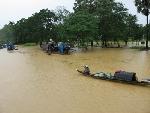 Huế trong mùa nước nổi…