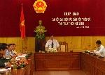 Họp báo giới thiệu đại hội đại biểu các dân tộc thiểu số tỉnh Thừa Thiên Huế