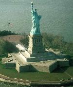 Quê hương của tượng Nữ thần tự do