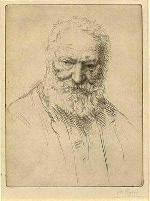 Chuyện... tình của nhà thơ Victor Hugo