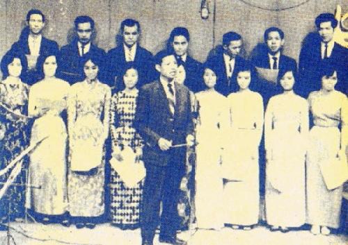 Hoàng Trọng - vua Tango nhạc Việt