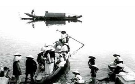 Qua đò Thừa Phủ ngày xưa