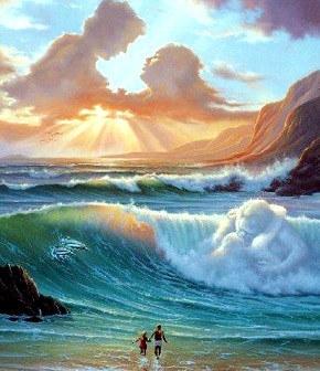 Biển và em