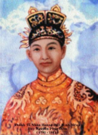 Vua Minh Mệnh khen thơ Lê Thánh Tông chê thơ Càn Long