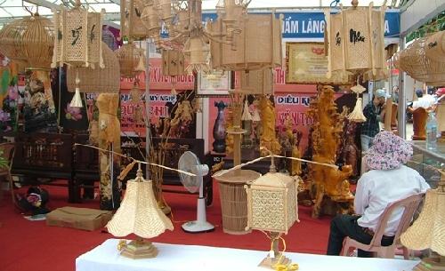 Hội chợ Triển lãm Làng nghề Việt Nam