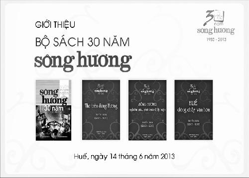 Dư âm 30 năm Sông Hương
